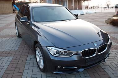 BMW 320 SPORT 2012