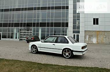 BMW 320 Coupe Shadow Line 1988