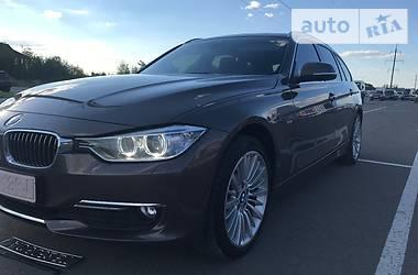 BMW 320 F30 2013