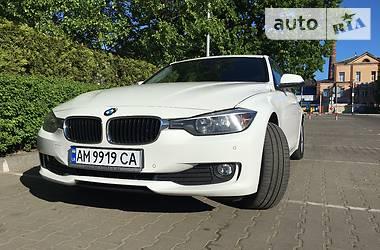 BMW 320  Touring 2013