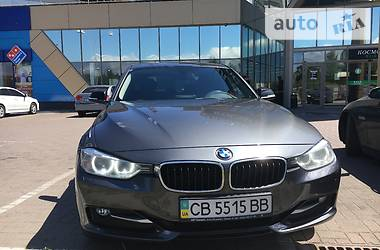 BMW 320 sport 2013