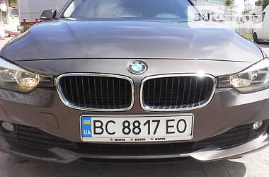 BMW 320 f31 2012