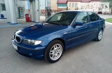 BMW 320 e46 2002