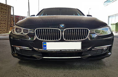 BMW 320 320d LUXURY LINE 2013