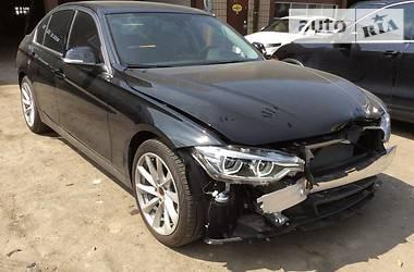 BMW 320 I XDRIVE 2016