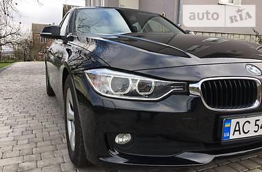 BMW 320 D TwinPower Turbo 2013