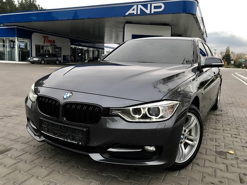 BMW 3 2014 года