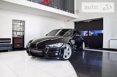 BMW 320 d M-Packet 2014