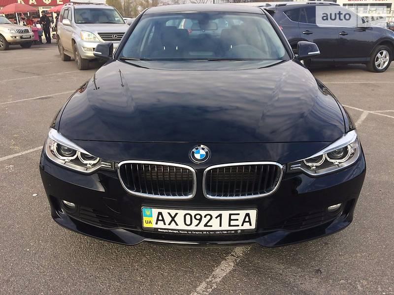 BMW 3 2013 года