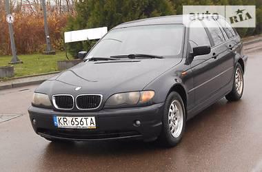 BMW 320 IDEAL LIFT 2003