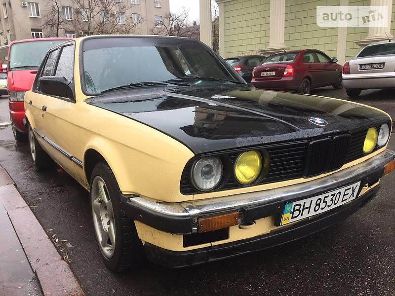 BMW 3 1989 року