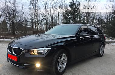 BMW 320 SPORT TWIN TURBO 2013