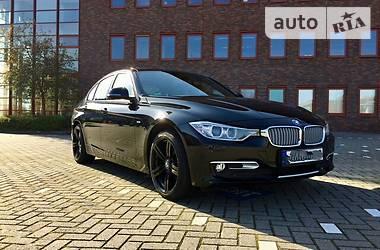 BMW 320 2.0 TDI LUXURY LINE 2012