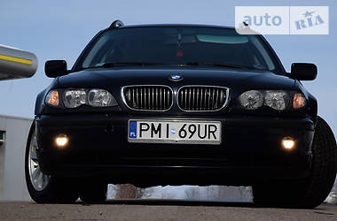 BMW 320 COMON RAIL E46 2003