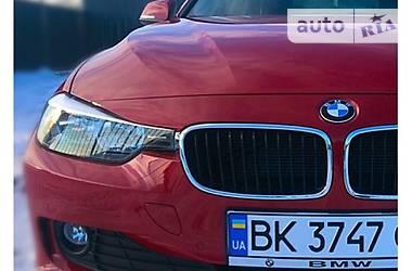 BMW 320 I 2015