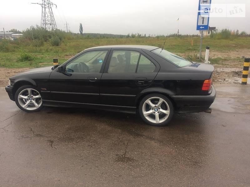 BMW 3 1996 року