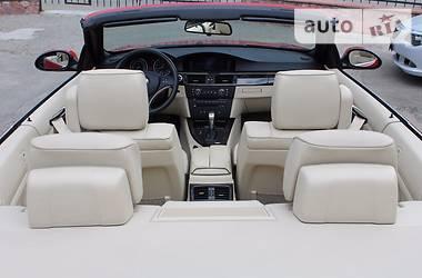 BMW 325 i E93 Cabrio 2007
