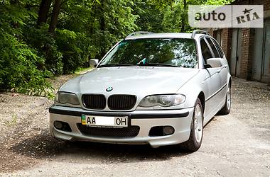 BMW 325 XI Touring 2002