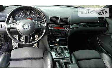 BMW 325 drive 2002