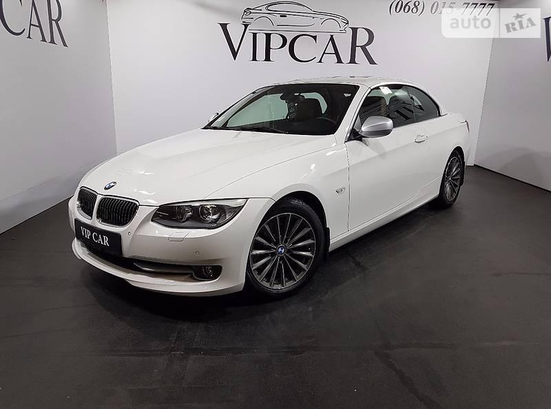 BMW 3 2012 года