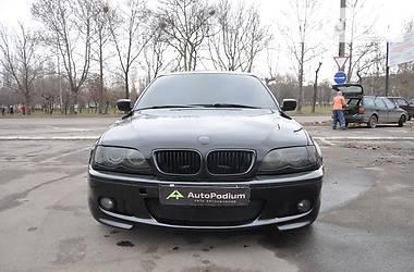 BMW 325 Restyling 2002
