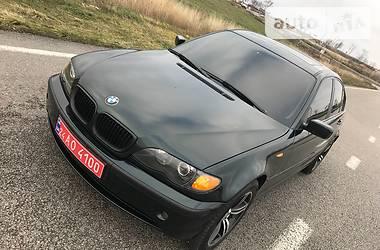 BMW 325 xDrive 2003