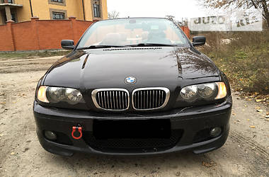 BMW 330 convertible coupe 2002