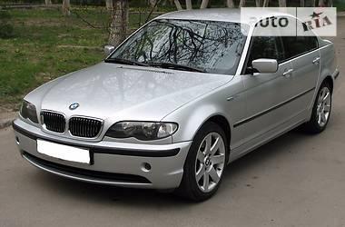 BMW 330 D Shadow line 2003