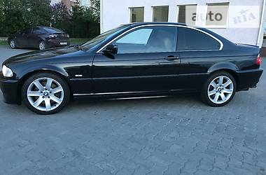 BMW 330 CI COUPE 2002