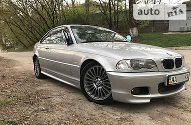 BMW 330 330 CI 2001