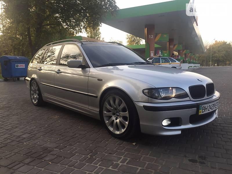 BMW 3 2003 року