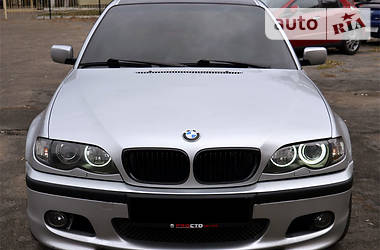 BMW 330 iX 2002