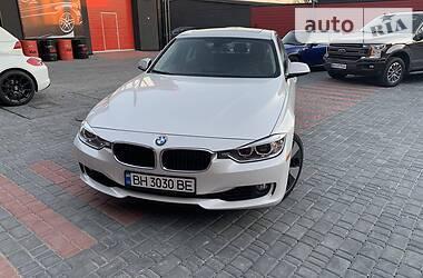 BMW 335 Hybrid 2013