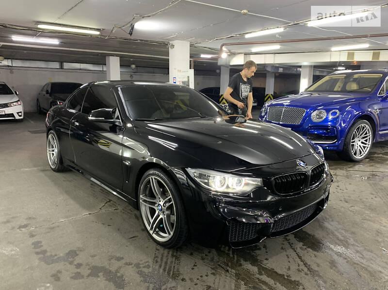 Кабриолет BMW 430