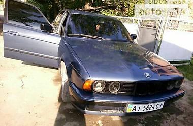 BMW 5 Series GT е34 м40 518 1990