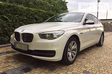 BMW 5 Series GT  2013