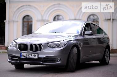 BMW 5 Series GT  2010