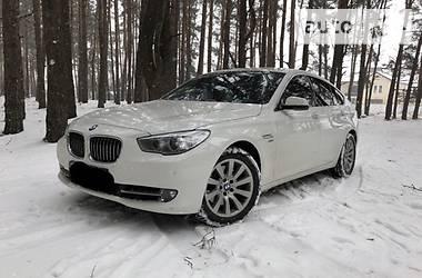 BMW 5 Series GT  2012