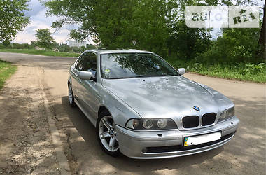 BMW 5 Series 530d 2002