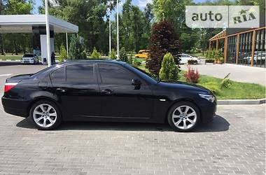 BMW 5 Series 520 2007