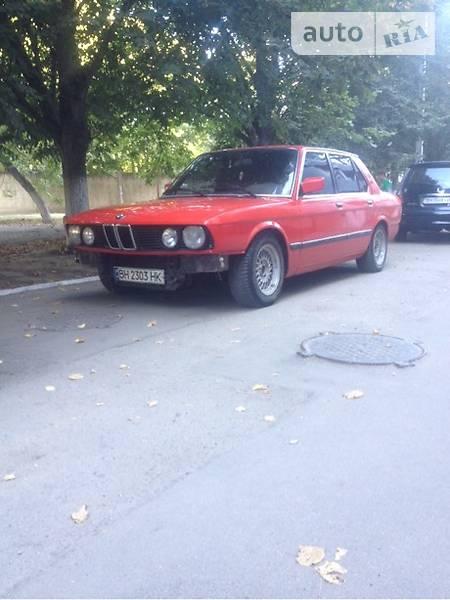 BMW 5 1985 року