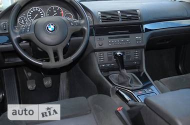 BMW 520 520D M-Paket 2001