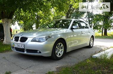 BMW 520 е60 2004