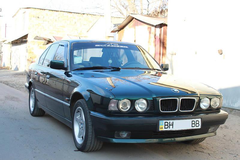 BMW 5 1995 года