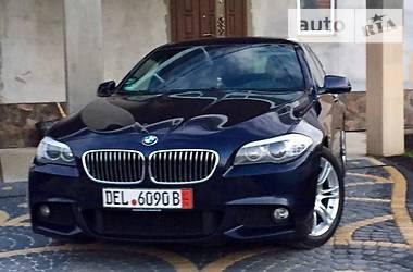 BMW 520 F10 M-Paket 2012