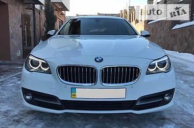 BMW 520  2016