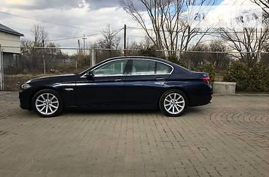 BMW 520 /// Luxury /// 2014