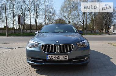 BMW 520 GT 2012