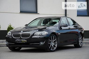 BMW 520 X-DRIVE 2013