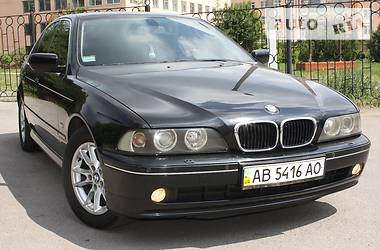BMW 520 EXCLUSIVE 2002